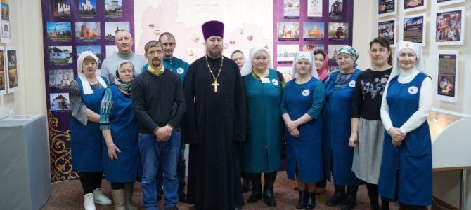 Выставка «Начало пути», посвященная 5-летию Югорской епархии в музее г.Югорска